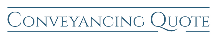 Conveyancing Quote Logo